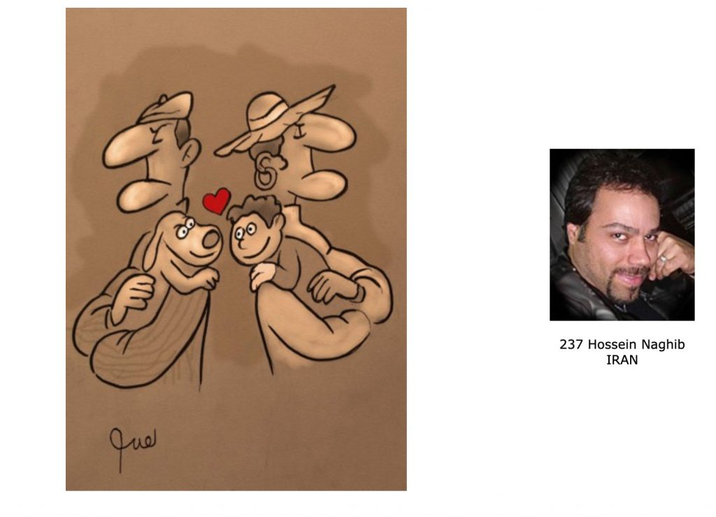 دیپلم افتخار مسابقه کارتون حیوانات صربستان برای هنرمند اردبیلی لینک : https://ardabilvas.ir/?p=981 👇 سایت : ardabilvas.ir اینستاگرام : instagram.com/ArdabilVAS کانال : @ArdabilVAS 👆