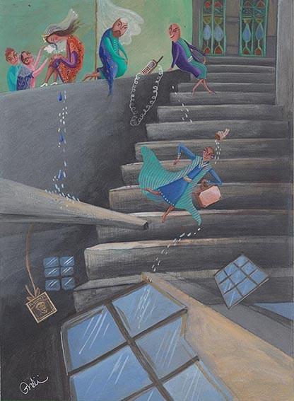 هر شب با یک هنرمند، معرفی و آثار شیرین قلیپور لینک : https://ardabilvas.ir/?p=1100 👇 سایت : ardabilvas.ir اینستاگرام : instagram.com/ArdabilVAS کانال : @ArdabilVAS 👆
