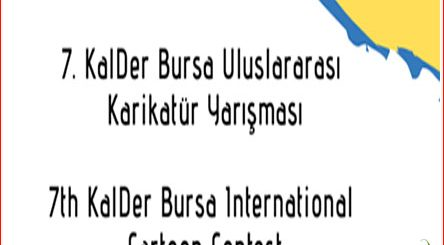 هفتمین جشنواره بین المللی کارتون KalDer Bursa بورسا ترکیه 2020 لینک : https://ardabilvas.ir/?p=1254 👇 سایت : ardabilvas.ir اینستاگرام : instagram.com/ArdabilVAS کانال : @ArdabilVAS 👆