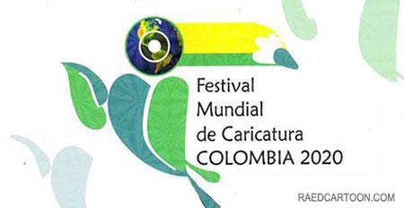 جشنواره بین المللی کارتون کلمبیا 2020 لینک : https://ardabilvas.ir/?p=1853 👇 سایت : ardabilvas.ir اینستاگرام : instagram.com/ArdabilVAS کانال : @ArdabilVAS 👆
