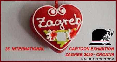 25 مین جشنواره بین المللی کارتون زاگرب 2020 لینک : https://ardabilvas.ir/?p=1927 👇 سایت : ardabilvas.ir اینستاگرام : instagram.com/ArdabilVAS کانال : @ArdabilVAS 👆