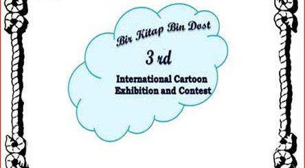 3 مین نمایشگاه بین المللی کارتون Birkitapbindost ترکیه 2020 لینک : https://ardabilvas.ir/?p=1965 👇 سایت : ardabilvas.ir اینستاگرام : instagram.com/ArdabilVAS کانال : @ArdabilVAS 👆