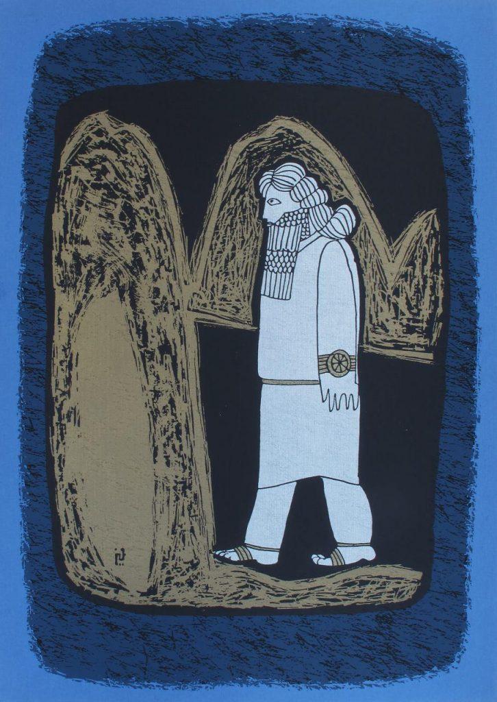 هرشب با یک هنرمند، معرفی و آثار استاد بابک گرمچی لینک : https://ardabilvas.ir/?p=2110 👇 سایت : ardabilvas.ir اینستاگرام : instagram.com/ArdabilVAS کانال : @ArdabilVAS 👆