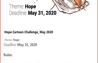 Photo of چالش ماه می سایت کارتونی Toons mag 2020