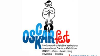 Photo of ۱۲ مین نمایشگاه بین المللی کارتون OSOR 2020 کرواسی