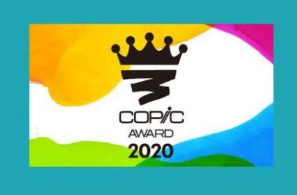 فراخوان جایزه نقاشی COPIC 2020 لینک : https://ardabilvas.ir/?p=5593 👇 سایت : ardabilvas.ir اینستاگرام : instagram.com/ArdabilVAS کانال : t.me/ArdabilVAS 👆