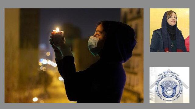 عکاس اردبیلی تنها بانوی منتخب جشنواره عکس فیاپ در قرنطینه لینک : https://ardabilvas.ir/?p=7567 👇 سایت : ardabilvas.ir اینستاگرام : instagram.com/ArdabilVAS کانال : t.me/ArdabilVAS 👆