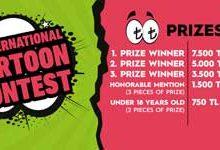 فراخوان اولین جشنواره بینالمللی کارتون دنیزلی ترکیه 2021 لینک : https://ardabilvas.ir/?p=8535 👇 سایت : ardabilvas.ir اینستاگرام : instagram.com/ArdabilVAS کانال : t.me/ArdabilVAS 👆