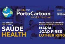 بیستوسومین جشنواره بینالمللی پورتو کارتون 2021 PortoCartoon پرتغال لینک : https://ardabilvas.ir/?p=8538 👇 سایت : ardabilvas.ir اینستاگرام : instagram.com/ArdabilVAS کانال : t.me/ArdabilVAS 👆