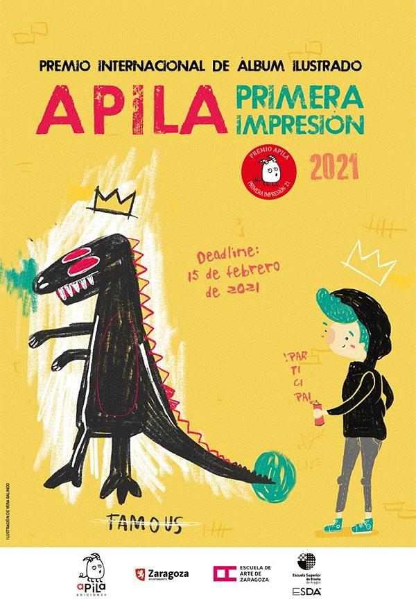 فراخوان رقابت بین المللی تصویرسازی Apila`s First Printing  لینک : https://ardabilvas.ir/?p=8603 👇 سایت : ardabilvas.ir اینستاگرام : instagram.com/ArdabilVAS کانال : t.me/ArdabilVAS 👆