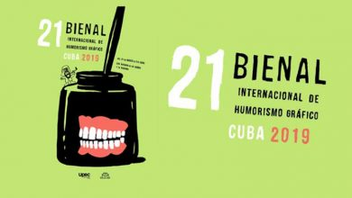 جشنواره بینالمللی طنزوکارتون کوبا ۲۰۲۱ لینک : https://ardabilvas.ir/?p=8703 👇 سایت : ardabilvas.ir اینستاگرام : instagram.com/ArdabilVAS کانال : t.me/ArdabilVAS 👆