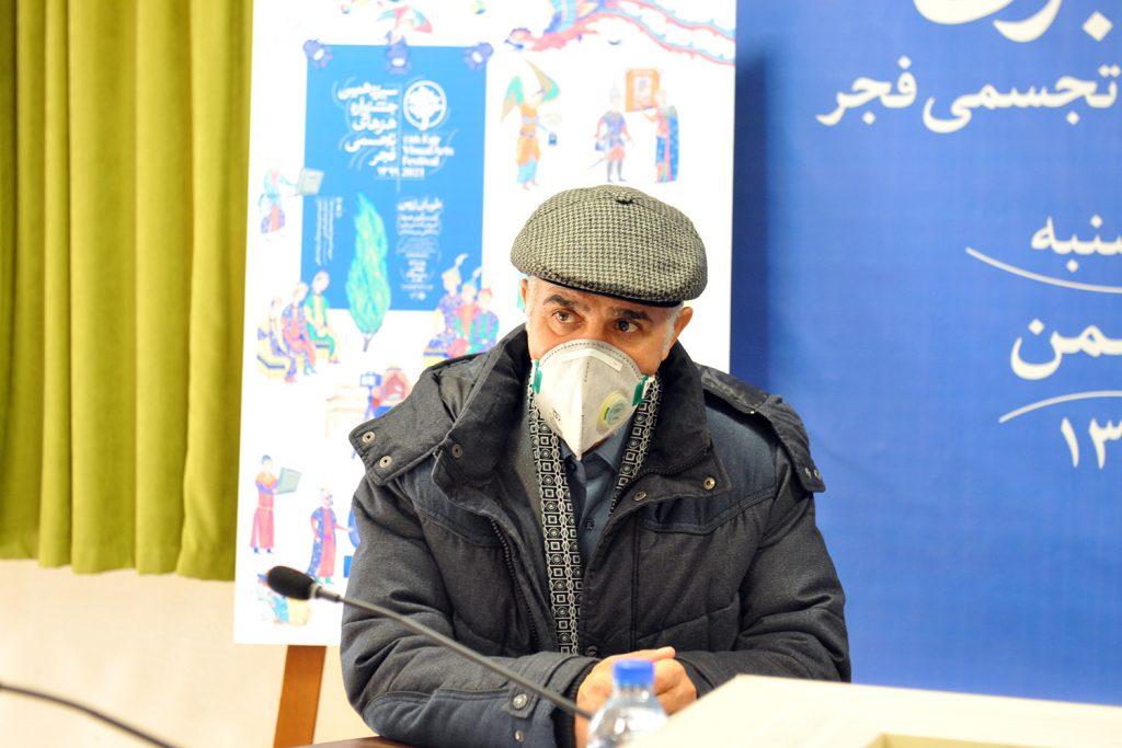 احمد وکیلی : پنج ورکشاپ در ارتباط با چاپ دستی در جشنواره برگزار میشود لینک : https://ardabilvas.ir/?p=8824 👇 سایت : ardabilvas.ir اینستاگرام : instagram.com/ArdabilVAS کانال : t.me/ArdabilVAS 👆