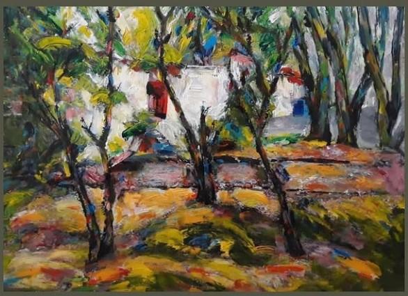 نمایشگاه گروهی نقاشی «ما به هم نزدیکیم» لینک : https://ardabilvas.ir/?p=9906 👇 سایت : ardabilvas.ir اینستاگرام : instagram.com/ArdabilVAS کانال : t.me/ArdabilVAS 👆