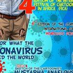 چهارمین رقابت کارتون مراکش ۲۰۲۱ انجمن هنرهای تجسمی استان اردبیل