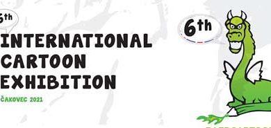 فراخوان ششمین نمایشگاه کارتون ČAKOVEC کرواسی ۲۰۲۱ انجمن هنرهای تجسمی استان اردبیل