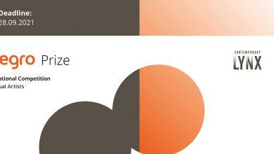 فراخوان جایزه هنری Allegro 2021 انجمن هنرهای تجسمی استان اردبیل