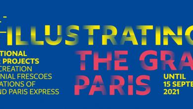 فراخوان دیوارنگاره Grand Paris Express انجمن هنرهای تجسمی استان اردبیل