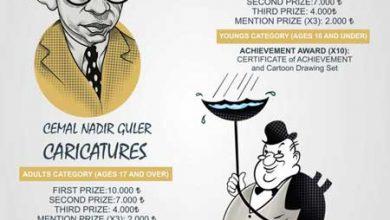 فراخوان رقابت کارتونBURSAترکیه | انجمن هنرهای تجسمی استان اردبیل ـ جامعه تخصصی هنرهای تجسمی