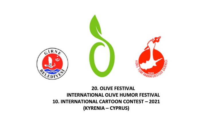 فینالیستهای بیستمین کارتون زیتون و دهمین مسابقه طنز قبرس 2021 | انجمن هنرهای تجسمی استان اردبیل ـ جامعه تخصصی هنرهای تجسمی