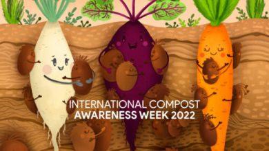 مسابقه طراحی پوستر هفته آگاهی از کمپوست | انجمن هنرهای تجسمی استان اردبیل ـ جامعه تخصصی هنرهای تجسمی
